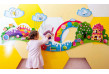 activity wall panels for toddlers