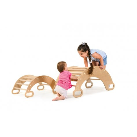Set of Climbing Arches (Small and Standart)