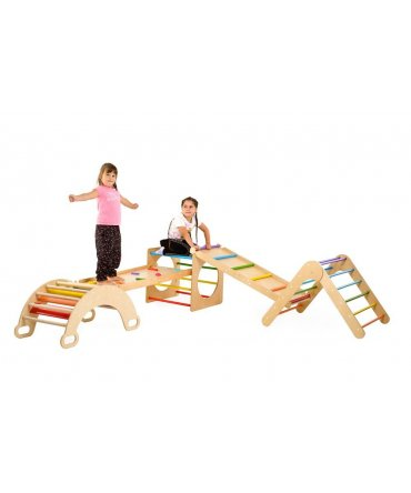 Climbing set of 5 It...