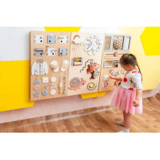 Tactile sensory panel BIG SIZE