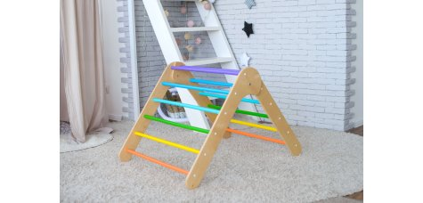 Transformable climbing ladder (colored standart)