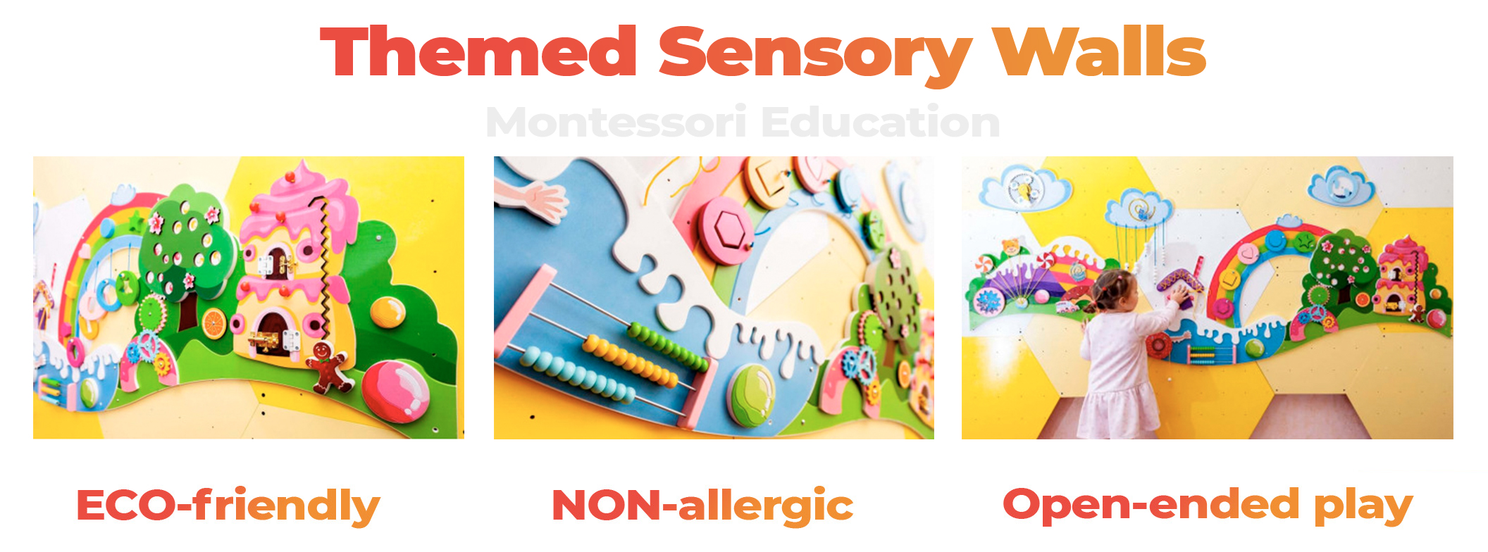 Themed Sensory walls